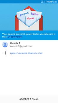 Samsung Galaxy J7 (2017) - E-mail - Configuration manuelle (gmail) - Étape 15