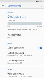 Nokia 8 - Internet und Datenroaming - Prüfen, ob Datenkonnektivität aktiviert ist - Schritt 7