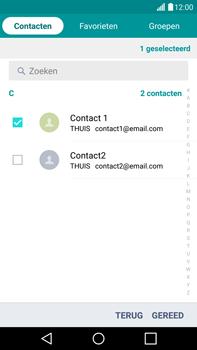 LG G4 - e-mail - hoe te versturen - stap 7