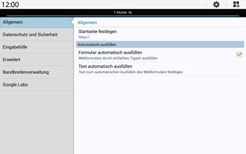 Samsung Galaxy Tab 3 10-1 LTE - Internet - Apn-Einstellungen - 25 / 27