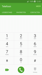 Samsung J320 Galaxy J3 (2016) - Voicemail - Handmatig instellen - Stap 4