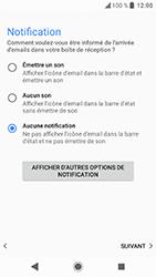 Sony Xperia XA2 - E-mails - Ajouter ou modifier un compte e-mail - Étape 21