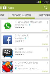 Samsung S6790 Galaxy Fame Lite - apps - app store gebruiken - stap 8