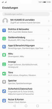 Huawei P20 Lite - Ausland - Im Ausland surfen – Datenroaming - 5 / 11