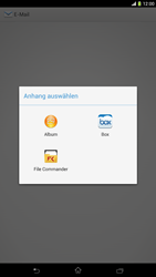 Sony Xperia Z Ultra LTE - E-Mail - E-Mail versenden - 12 / 16