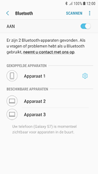 Samsung Galaxy S7 - Android Oreo - Bluetooth - headset, carkit verbinding - Stap 9
