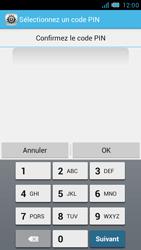 Bouygues Telecom Bs 471 - Sécuriser votre mobile - Activer le code de verrouillage - Étape 10