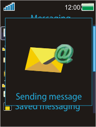 Sony W595 - E-mail - Sending emails - Step 16