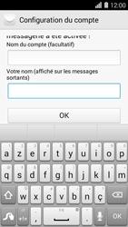 Huawei Ascend Y550 - E-mail - Configuration manuelle - Étape 21