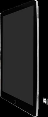 Apple iPad Pro 12.9 inch - iOS 12 - SIM-Karte - Einlegen - Schritt 5