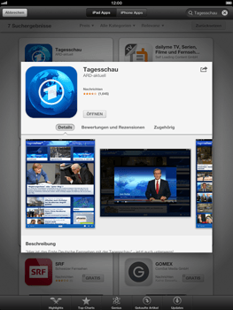 Apple iPad 4 - Apps - Herunterladen - 2 / 2