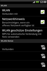 HTC Wildfire S - WLAN - Manuelle Konfiguration - 0 / 0