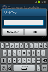 Samsung Galaxy Fame Lite - MMS - Manuelle Konfiguration - Schritt 14