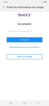Samsung Galaxy A50 - E-mails - Ajouter ou modifier votre compte Yahoo - Étape 7