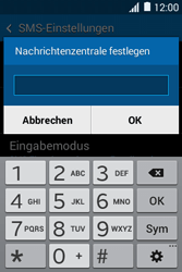 Samsung Galaxy Young 2 - SMS - Manuelle Konfiguration - 8 / 10