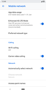 Google Pixel 3 - MMS - Manual configuration - Step 7