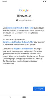 Google Pixel 3a - E-mails - Ajouter ou modifier votre compte Gmail - Étape 10