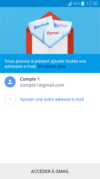 Samsung Galaxy Note 4 - E-mail - 032a. Email wizard - Gmail - Étape 14