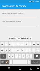 Sony D6603 Xperia Z3 - E-mail - Configuration manuelle (yahoo) - Étape 10