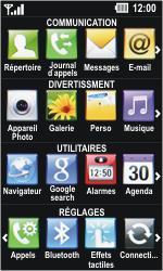 LG GD510 Pop - Internet - Configuration manuelle - Étape 3