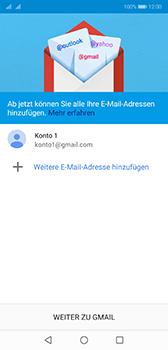 Huawei P20 - Android Pie - E-Mail - Konto einrichten (gmail) - Schritt 12