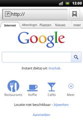 Sony Xperia Mini Pro - Internet - Internetten - Stap 4