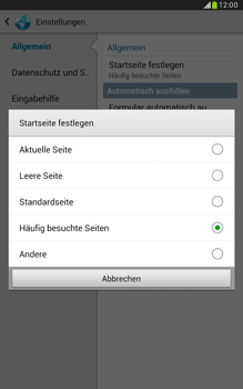 Samsung Galaxy Note 8-0 - Internet - Apn-Einstellungen - 0 / 0