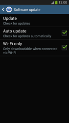 Samsung SM-G3815 Galaxy Express 2 - Software - Installing software updates - Step 8
