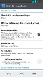 LG G2 - Sécuriser votre mobile - Activer le code de verrouillage - Étape 6