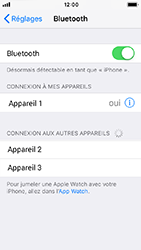 Apple iPhone 5s - iOS 12 - Bluetooth - connexion Bluetooth - Étape 8