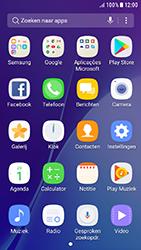 Samsung Galaxy A3 (2016) - Android Nougat - sms - handmatig instellen - stap 3