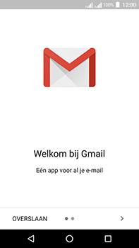 Acer Liquid Zest 4G Plus DualSim - E-mail - Handmatig instellen (gmail) - Stap 4