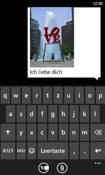 Nokia Lumia 920 LTE - MMS - Erstellen und senden - Schritt 13