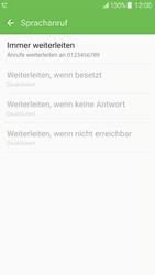Samsung J510 Galaxy J5 (2016) - Anrufe - Rufumleitungen setzen und löschen - Schritt 12