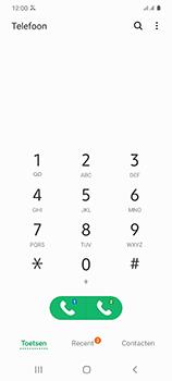Samsung Galaxy S20 5G Dual-SIM eSIM SM-G981B - Beveiliging en ouderlijk toezicht - Nummer blokkeren - Stap 4