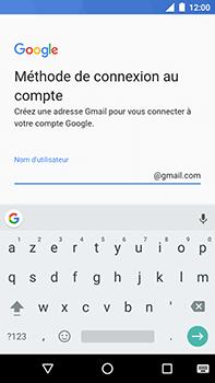 Motorola Moto E4 Plus - Applications - Créer un compte - Étape 11