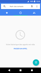 Sony Xperia XA2 - Messagerie vocale - configuration manuelle - Étape 5