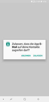 Samsung Galaxy A8 Plus (2018) - E-Mail - Konto einrichten (outlook) - 5 / 14
