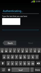 Samsung I9300 Galaxy S III - Applications - Create an account - Step 11