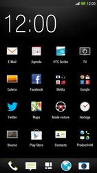 HTC One Max - E-mail - configuration manuelle - Étape 3