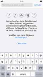 Apple iPhone 8 - iOS 14 - Internet et roaming de données - Navigation sur Internet - Étape 4