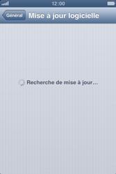 Apple iPhone 3GS - Logiciels - Installation de mises à jour - Étape 7