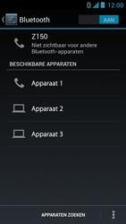 Acer Liquid Z5 - Bluetooth - verbinden met ander Bluetooth apparaat - Stap 6
