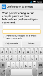 Alcatel OT-5036X Pop C5 - E-mail - Configuration manuelle - Étape 6
