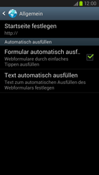 Samsung Galaxy S III LTE - Internet und Datenroaming - Manuelle Konfiguration - Schritt 24