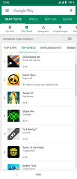 Sony Xperia 10 Plus - Apps - Herunterladen - Schritt 7