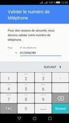 Huawei Huawei Y5 II - Applications - Créer un compte - Étape 7