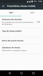 Wiko U-Feel Lite - Réseau - Sélection manuelle du réseau - Étape 6