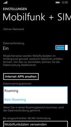 Nokia Lumia 830 - Ausland - Im Ausland surfen – Datenroaming - Schritt 8
