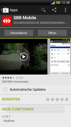 HTC One S - Apps - Installieren von Apps - Schritt 25